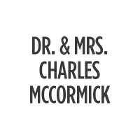 Dr. & Mrs. Charles McCormick